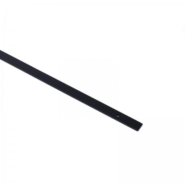 8774P AL6 melns matēts 320mm