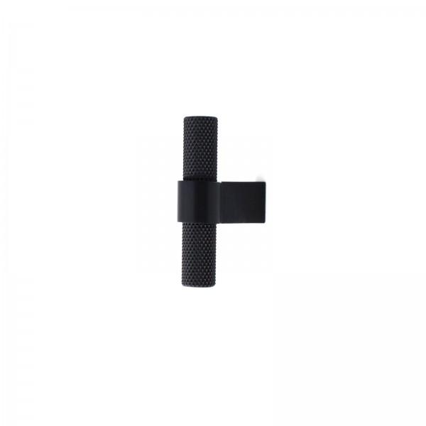 8774 AL6 melns matēts 60mm