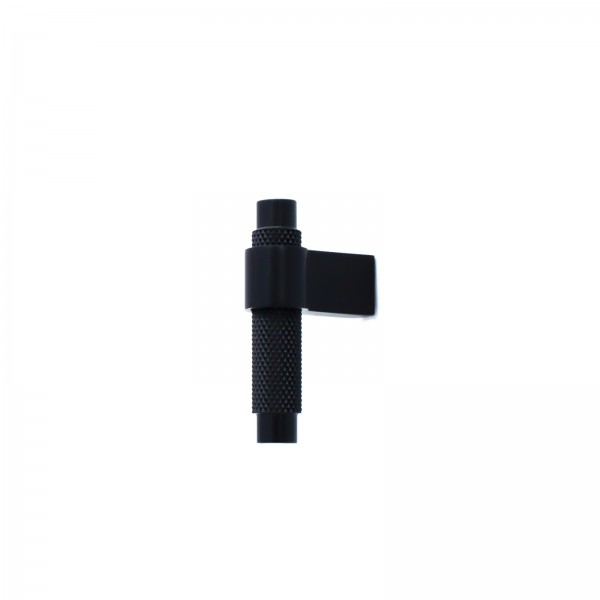 8776 AL6 melns matēts 60mm