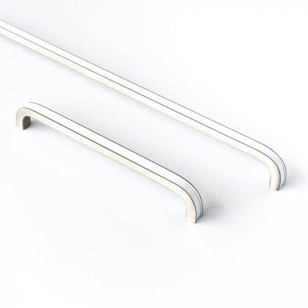 8170 NB (niķelis, slīpēts) / AL7 (balts) 416mm